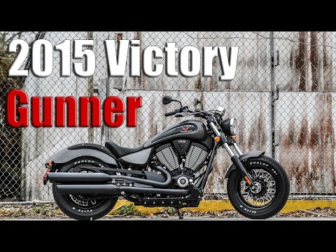 2015 Victory Gunner | First Ride/Impressions