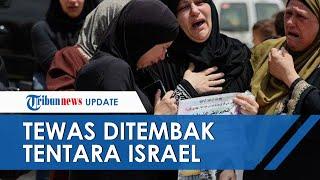 Remaja Palestina Tewas Ditembak Tentara Israel seusai Bentrok atas Pemukiman Ilegal di Tepi Barat