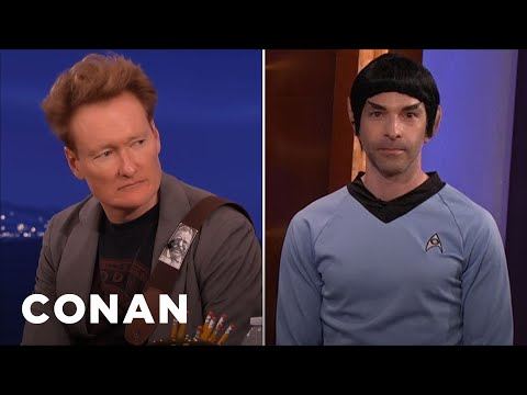 Download Scraps: Jordan Schlansky's Masterpiece  - CONAN on TBS