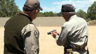Sight Picture, Sight Alignment: Handgun Tip | Gunsite Academy Firearms Training
