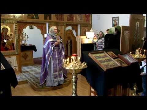 Паломническая служба храм введения пресвятой богородицы в барашах