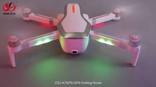 OTPRO CX7 5G Wifi FPV GPS Drone With 4K Camera Wide Angle 800m Distance Brushless Drone 25mins