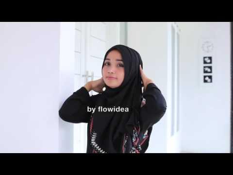 Video Flowing Lipit by Flow Idea Hijab (BEST SELLER)