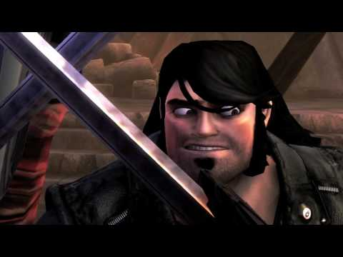 Видео № 0 из игры Brutal Legend [X360]
