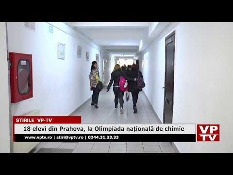 18 elevi din Prahova, la Olimpiada națională de chimie