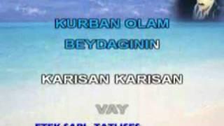 Karaoke    Ibrahim Tatlises Etek Sari