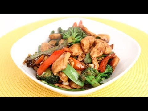 Chicken & Veggie Stir Fry Recipe – Laura Vitale – Laura in the Kitchen Episode 733