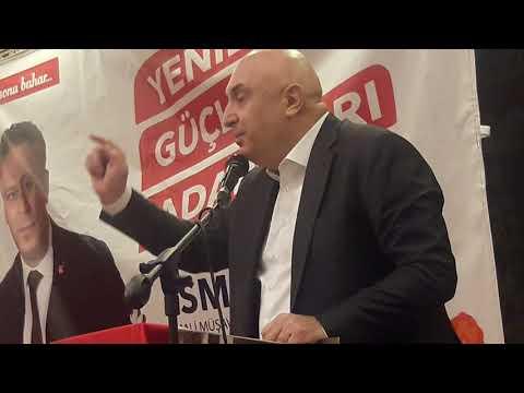 CHP Adapazarı Belediye Başkan Adayı İsmail Kılıç