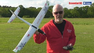 XK A800 Powered RC Glider (EASY TO FLY And CHEAP TO BUY)