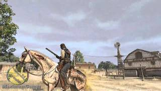 Red Dead Redemption : Four Horses Of Apocalypse (Mythical Creatures)