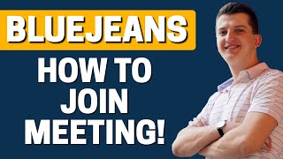 How To Join A Meeting In BlueJeans