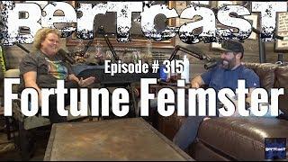 Bertcast # 315 - Fortune Feimster & ME
