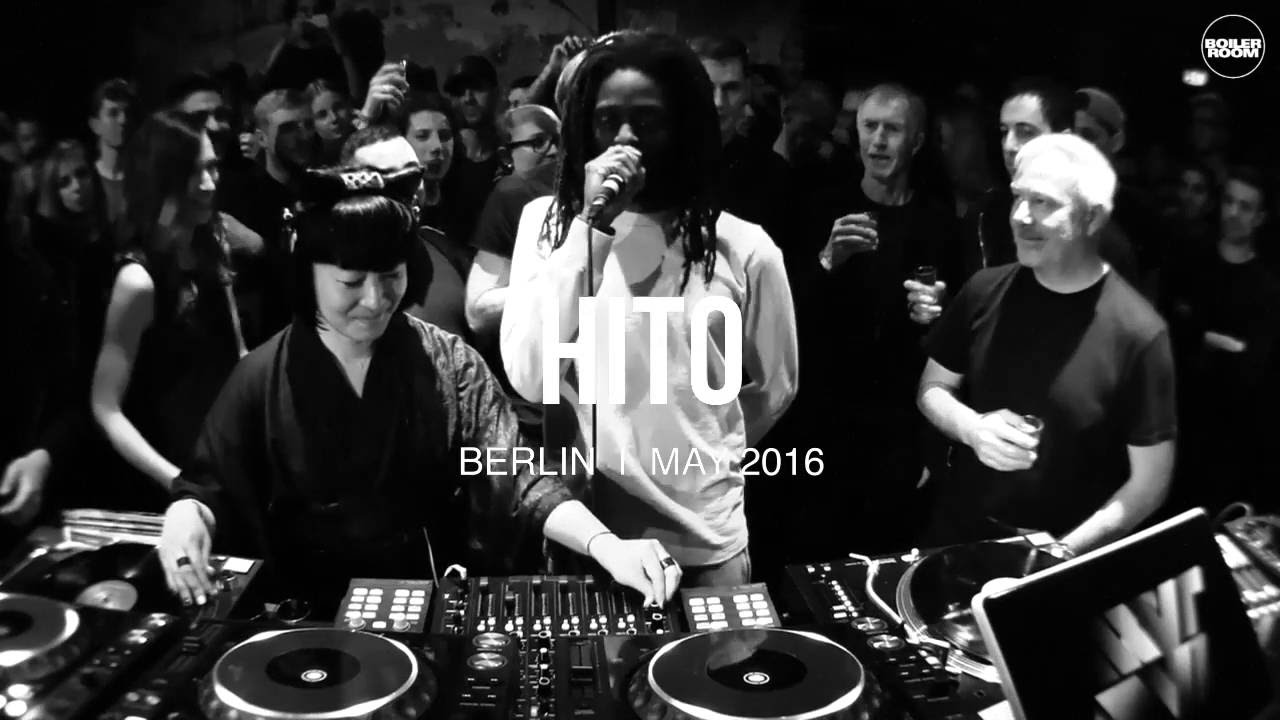 Hito - Live @ PLAYDifferently: Richie Hawtin & Guests 2016