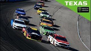 NASCAR Cup Series - Full Race: Texas:  O'Reilly Auto Parts 500