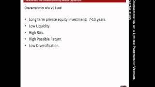 Venture Capital Structure | CPEP