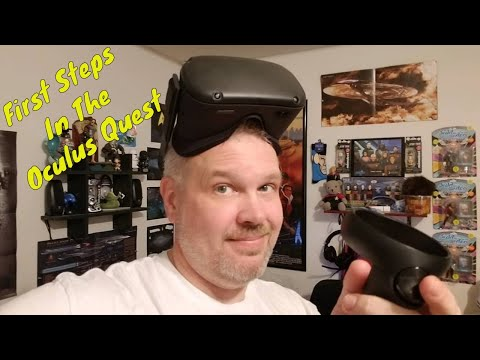 Taking My First Steps In The Oculus Quest — Oculus
