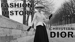 How Christian Dior Invented Fashion (History Of Dior Pt.1)