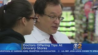 Doctors Offering Help At Grocery Stores In Southern California