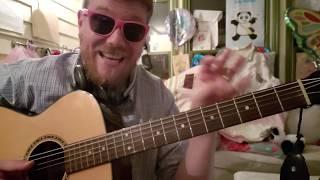 Mike Posner   Move On  Easy Guitar Tutorial Beginner