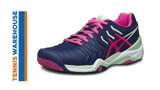 Asics Gel Resolution 6 Women's Tennis Shoes video