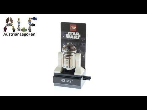 Vidéo LEGO Star Wars 40268 : R3-M2