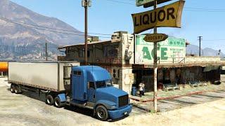 GTA V - Precision Truck Delivery