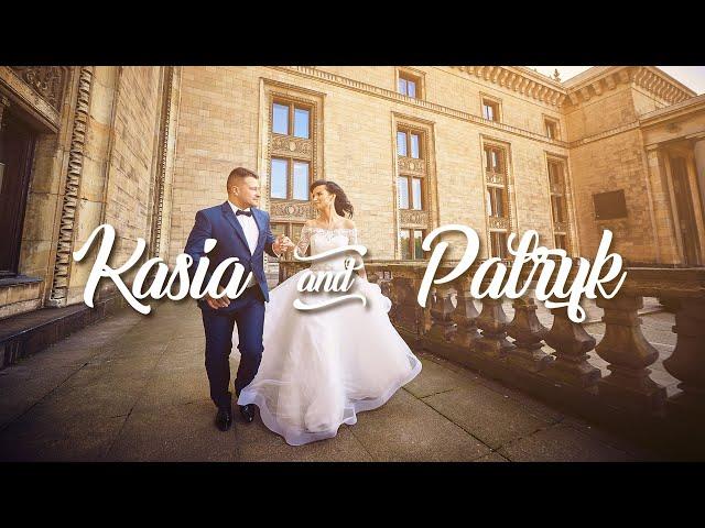 KASIA & PATRYK IN WARSAW