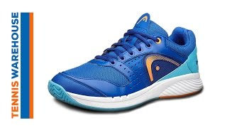 Head Sprint Team Men's Shoes Blue video