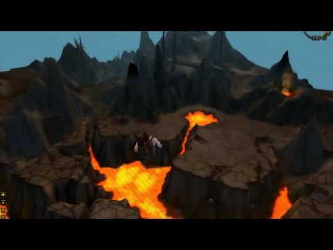 Fly Through World Of Warcraft's Cataclysm, Quickly