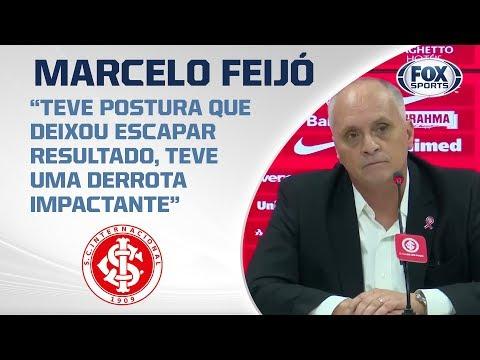 CAIU! Odair Hellmann não é mais técnico do Inter; confira a coletiva da diretoria colorada ao vivo!