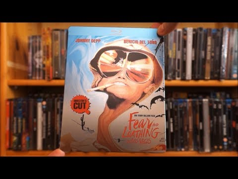 FEAR AND LOATHING IN LAS VEGAS (DT Blu-ray Steelbook) / Zockis Sammelsurium Nr. 954