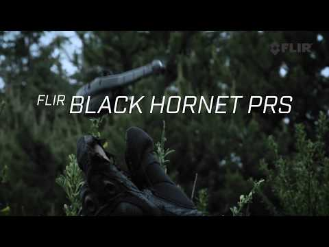 $39.6 million contract for Black Hornet drones