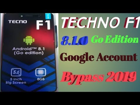 Tecno in1 frp lock bypass tricks android oreo 8 0/8 1