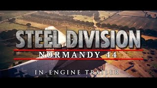 Steel Division: Normandy 44 Youtube Video