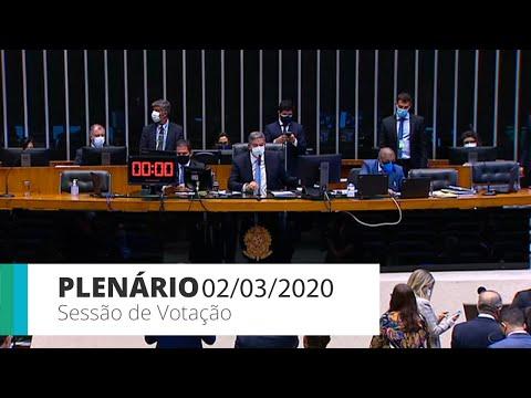 Adiada votação de mudanças em projeto sobre setor de eventos - 02/03/21 - 21:10