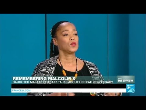 Remembering Malcolm X: Daughter Malaak Shabazz on her father's legacy