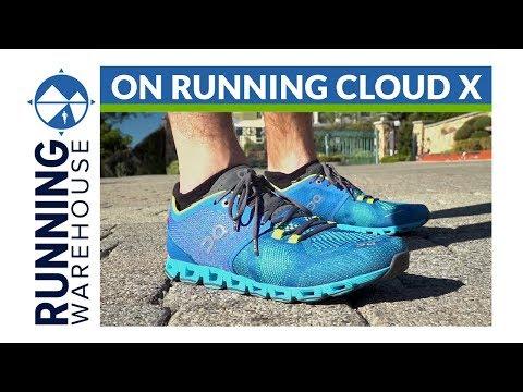 On Cloud X Shoe Review