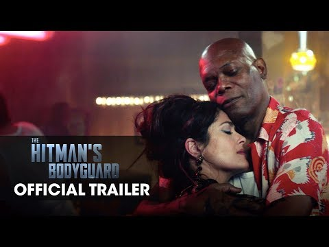 The Hitman's Bodyguard Trailer 'Romance Awareness Month'