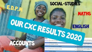 WHAT WE DID AT CXC JULY 2020?