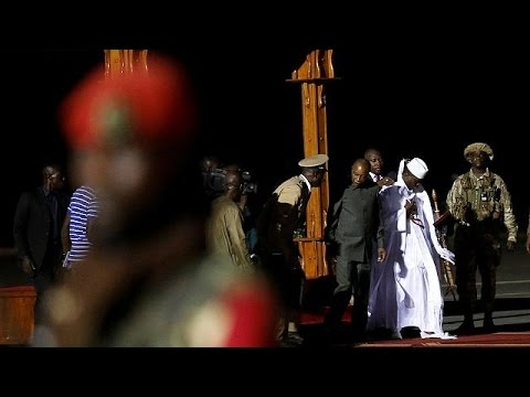 Γκάμπια: Εξορία στην Ισημερινή Γουινέα για τον Γιαχία Τζάμε