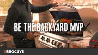 Be the Backyard MVP!