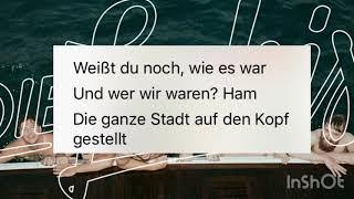 Nice Das Du Dabei Bist,Songtext