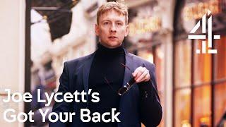 Joe Lycett Changes NAME To Hugo Boss?? | Joe Lycetts Got Your Back