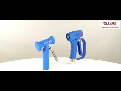 Pistolety do wody Blue King, Blue Princess - zdjęcie