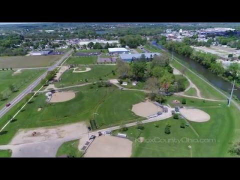 Mount Vernon Memorial Park Drone Video