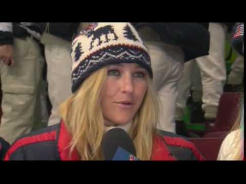 Gretchen Bleiler, Hannah Teter and Kelly Clark - Funny Interview