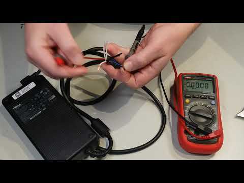 Dell D220P 01 Power Supply Wiring