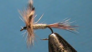 Fly Tying For Beginners Adams With Jim Misiura