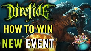 NEW BEST DIRETIDE EVENT DOTA 2 - How To Win Like A Pro +264 Candies Epic Gameplay Best Hero Pick NP