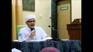 Ustaz Nazmi Abd Karim I Kesesatan Syiah Imamiyyah Part 5